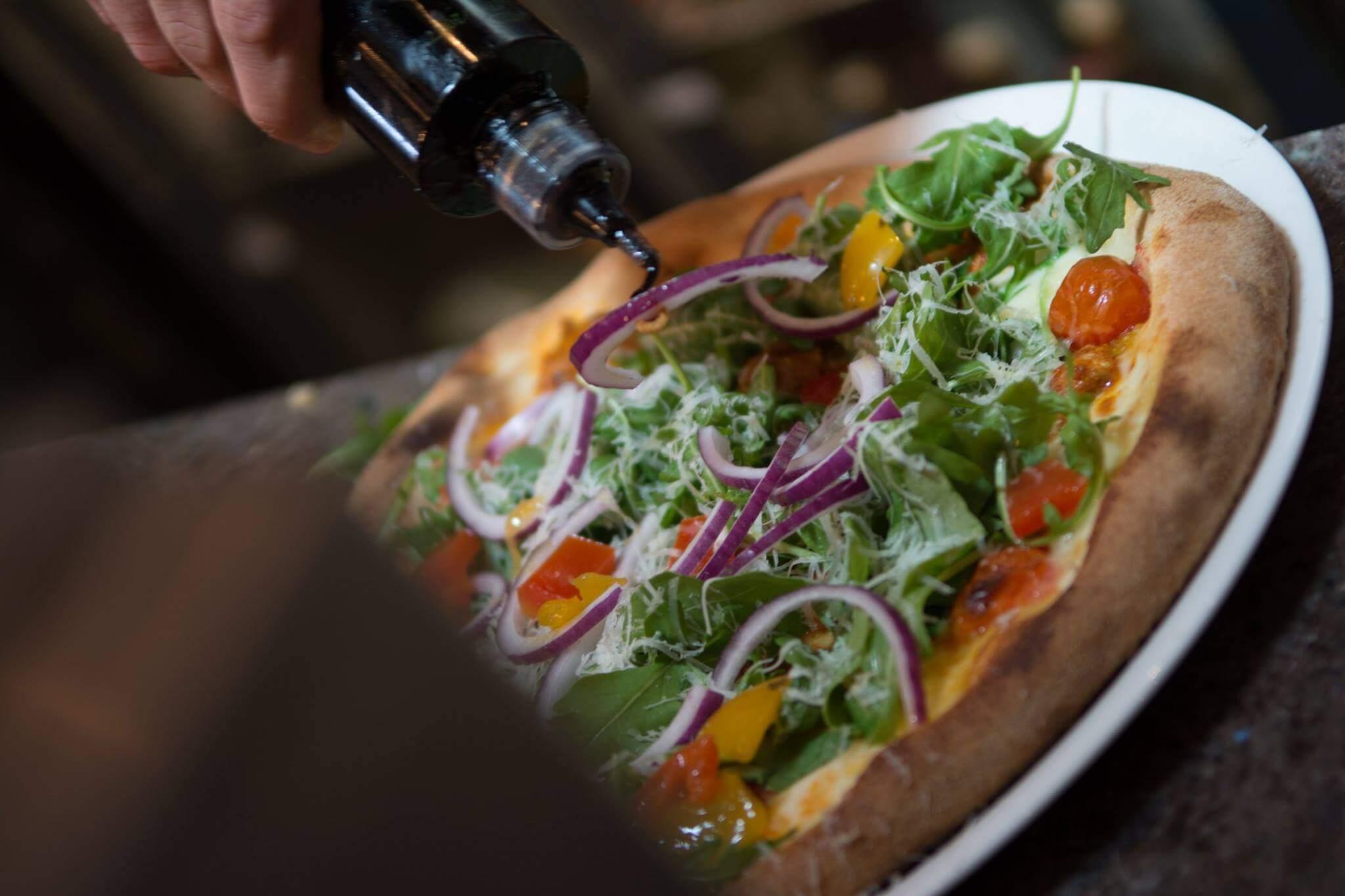 Pizza, pasta ou plat du jour ?